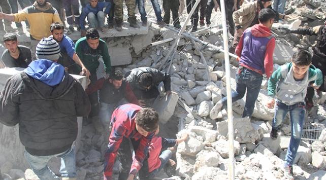 Esed rejiminden İdlibe saldırı: 4 yaralı