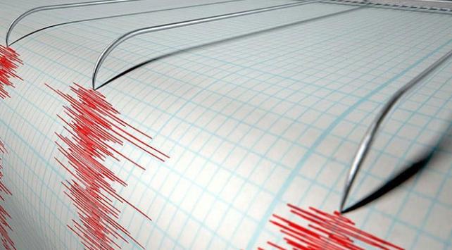 Japonyada 6 büyüklüğünde deprem meydana geldi