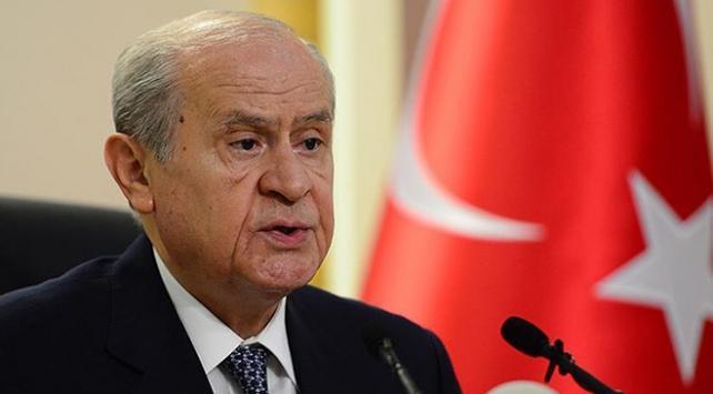 MHP Genel Başkanı Bahçeli: Zillet İttifakı Türkiye düşmanlarıyla aynı karede