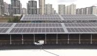Türkiye'de bir ilk: Diyarbakır Otogarı elektriğini kendi üretiyor