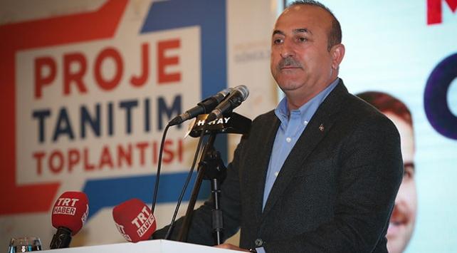 Dışişleri Bakanı Çavuşoğlu: Suriyede savaşın bitmesi için çok çalışıyoruz