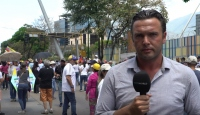 Venezuela'da muhalefet destekçileri Guaido'nun çağrısıyla sokağa çıktı