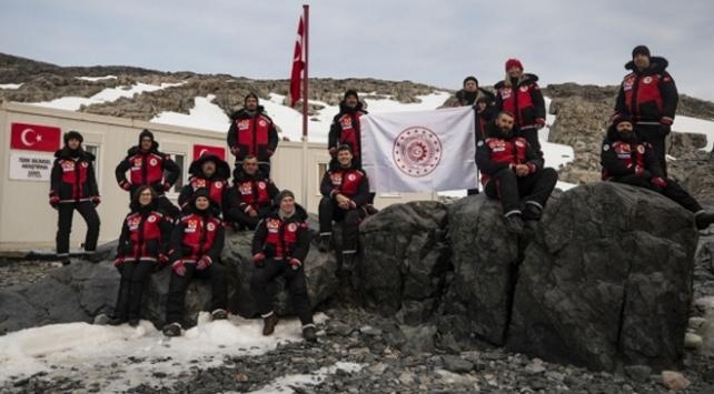 Türk bilim insanları Antarktikadaki çalışmalarını tamamladı
