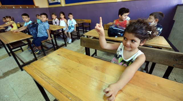 İlkokula başlama yaşı 66dan 69 aya çıkıyor