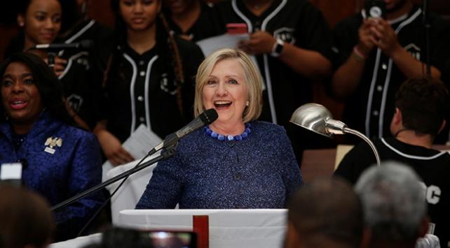 Hillary Clinton 2020 seçimlerinde aday olmayacağını açıkladı