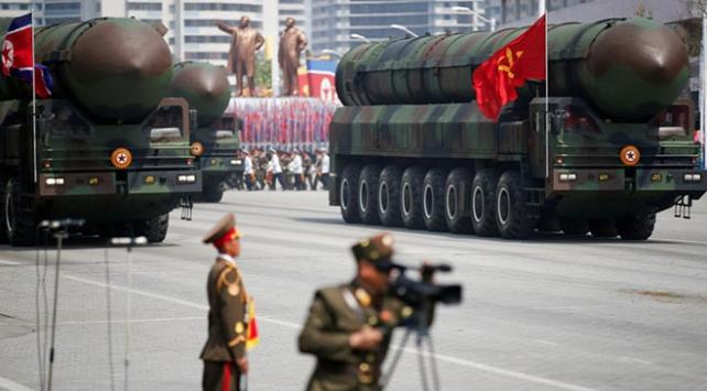 """""""Kuzey Kore bir uydu fırlatma istasyonunu yeniden inşa ediyor"""""""