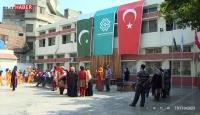 Türkiye Maarif Vakfı dünya çocuklarını hayallerine kavuşturuyor