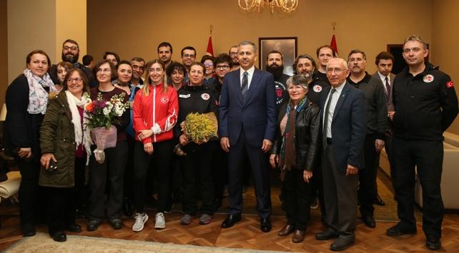 Türk ekibi, Antarktika Bilim Seferinden döndü