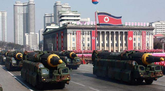 Kuzey Koredeki sarsıntı nükleer deneme şüphesi uyandırdı