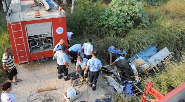 Antalyada Trafik Kazası: 2 Ölü