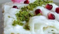 Geleneksel Ramazan Tatlısı:Güllaç