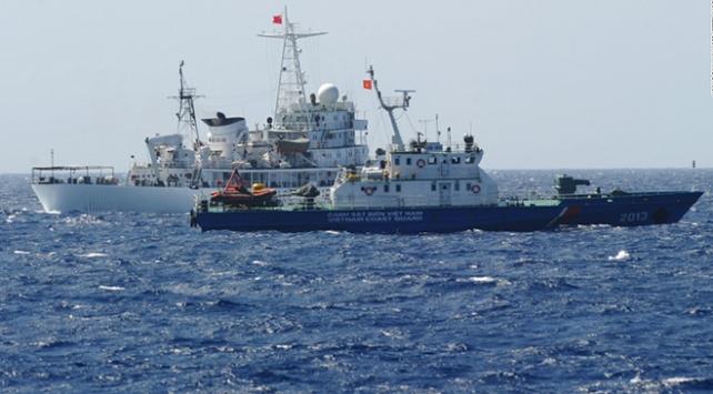 Vietnama ait tekne Çin gemisi tarafından batırıldı