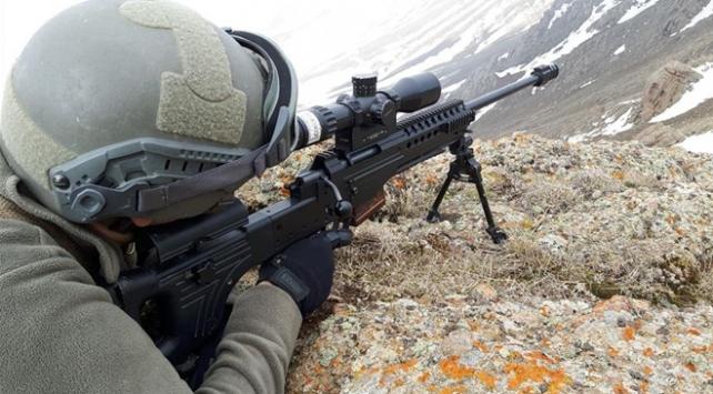 Gabar Dağında PKKya yönelik operasyon