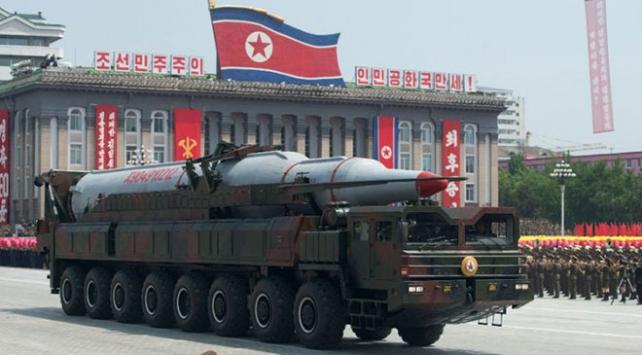 Kuzey Korenin Sanumdong tesisinde hareketlilik