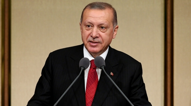 Cumhurbaşkanı Erdoğandan milli sporcu Çiftçiye kutlama