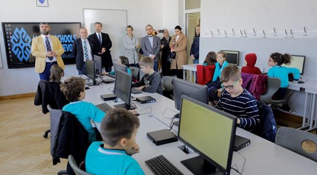 Saraybosnadaki Maarif okullarına ilgi artıyor