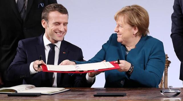 Fransa ile Almanya arasında ortak meclis