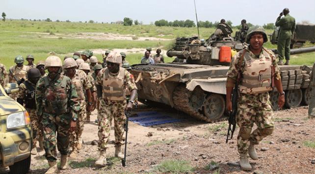 Nijer ve Nijeryada 40 Boko Haram militanı öldürüldü