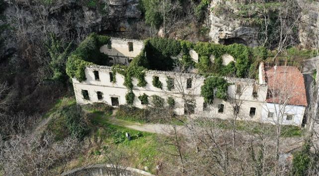 Karabükteki tarihi Tabakhane bölgesi restore edilmeyi bekliyor