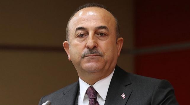 Bakan Çavuşoğlu: İsrailin saldırıları kabul edilemez