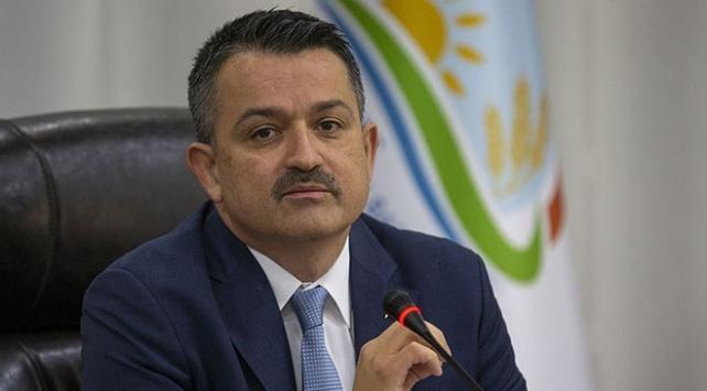 Bakan Pakdemirli: Patates ekiminin yasaklandığı iddiası doğru değil