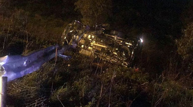 Demet Akbağın eşi trafik kazasında ağır yaralandı