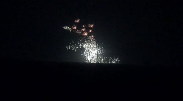 Esed rejiminden İdlibe beyaz fosforlu saldırı