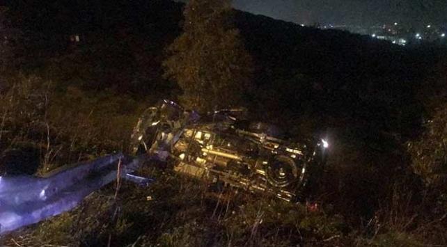 Demet Akbağın eşi trafik kazasında hayatını kaybetti
