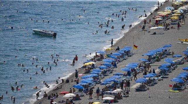 Rusyadan gelen turist sayısı 6 milyonu geçecek