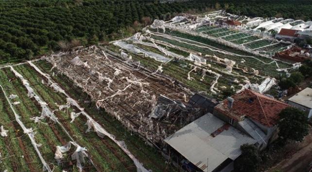 Afet mağduru çiftçiye 1,1 milyar liralık hasar tazminatı
