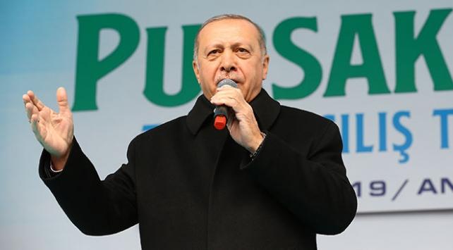Cumhurbaşkanı Erdoğan: Netanyahu sen Filistinli yavruları katleden zalimsin