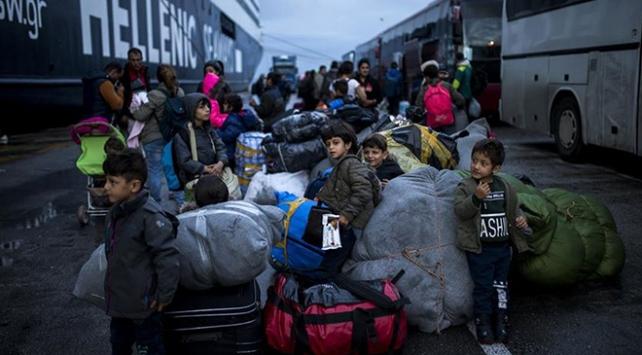 Yunanistanda mülteciler evsiz kalma korkusu yaşıyor