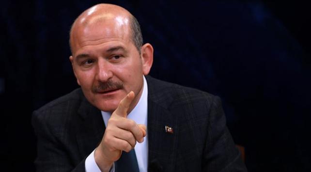 Bakan Soylu: Türkiye, iki kritik tesisine yapılacak saldırıyı engelledi