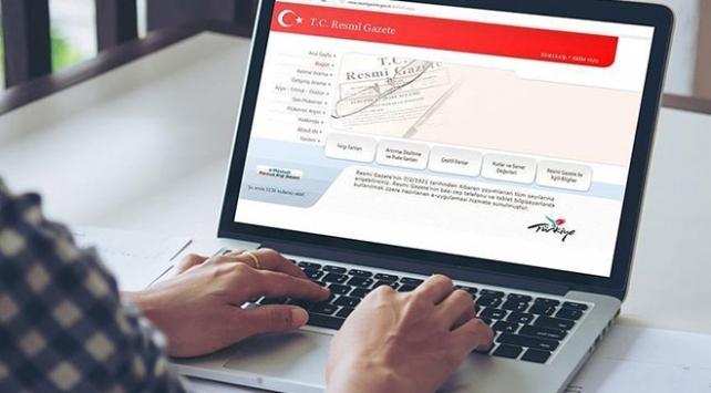 Türk Yargı Etiği Bildirgesi, Resmi Gazetede