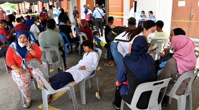 Malezyada kimyasal atık sızıntısı 506 kişiyi hastanelik etti