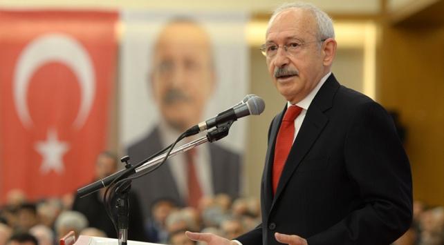 CHP Genel Başkanı Kılıçdaroğlu: Üretirseniz işsizlik olmaz, Türkiye büyür