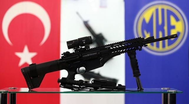 MKEKde hedef 66 bin silah üretimi