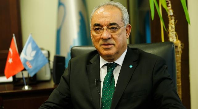 DSP Genel Başkanı Aksakal: Halk, DSPyi çare kapısı olarak görüyor