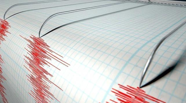 Vanda 3,6 büyüklüğünde deprem