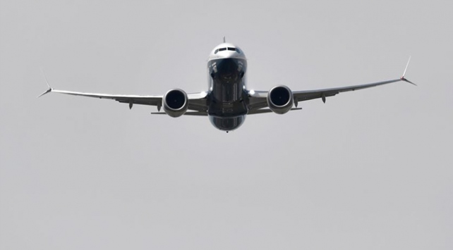 """BMden personellerine """"Boeing 737 Max"""" talimatı"""