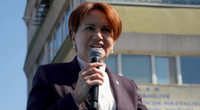 Meral Akşener: MHPye AK Partiye oy veren de bizim kardeşimizdir
