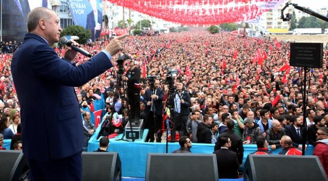 Cumhurbaşkanı Erdoğandan Twitterda sorulan soruya yanıt