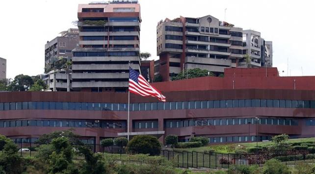 ABDli diplomatlar Venezuelayı terk etti