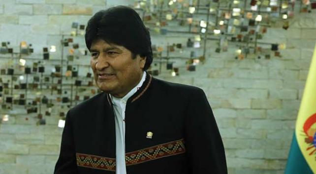 Bolivya Devlet Başkanı Morales: Venezuela halkı onurunu koruyacaktır