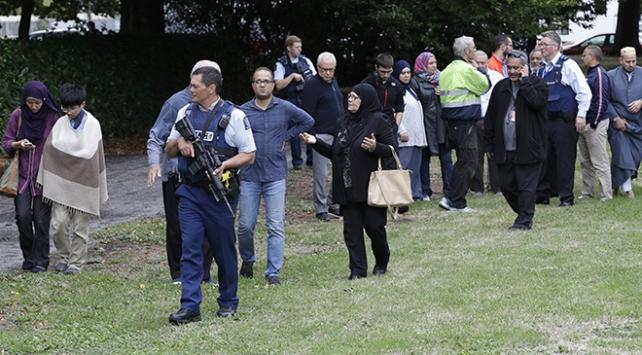 Yeni Zelandadaki terör saldırısına dünyadan tepkiler