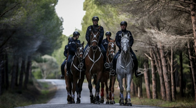 """Tarihi Gelibolu Yarımadası """"Atlı Birlikler""""e emanet"""