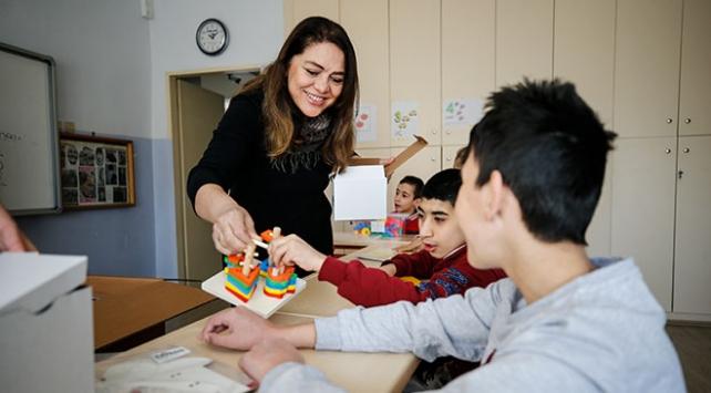 Milli Eğitim Bakanlığından engelli öğrencilere destek