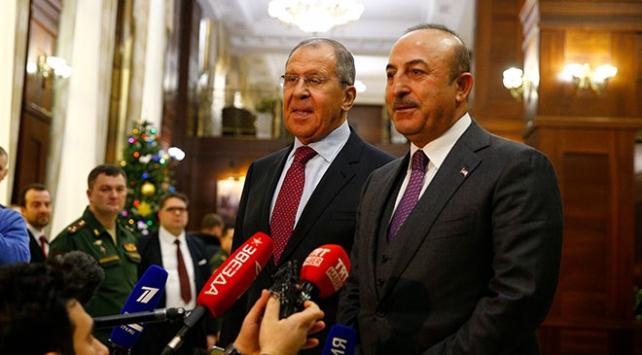 Türkiye-Rusya Ortak Stratejik Planlama Grubu Toplantısı ertelendi