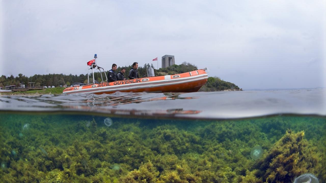 Boğazın batık savaş gemileri turizme kazandırılacak