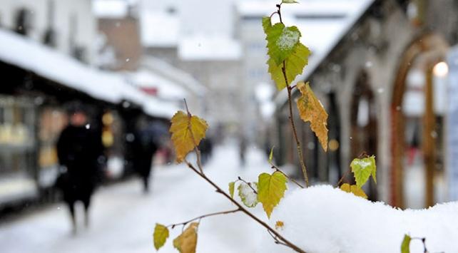 Meteoroloji uyardı: Bu illerde yoğun kar görülecek